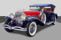 DUE01 – '29 Duesenberg Model J